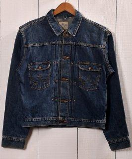 古着 BLUE BELL | Wrangler Denim Jacket|ブルーベル|ラングラー デニム ジャケット 古着 ネット 通販 古着屋グレープフルーツムーン