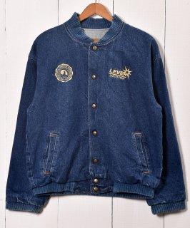 古着 Made in USA Denim Jacket| アメリカ製 デニムジャケット|デニムブルゾン 古着 ネット 通販 古着屋グレープフルーツムーン