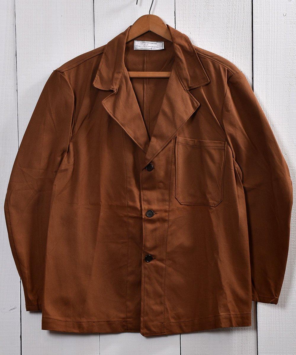 古着 Made in Italy Work Jacket | イタリア製  ワークジャケット サイズ50  A 古着 ネット 通販 古着屋グレープフルーツムーン