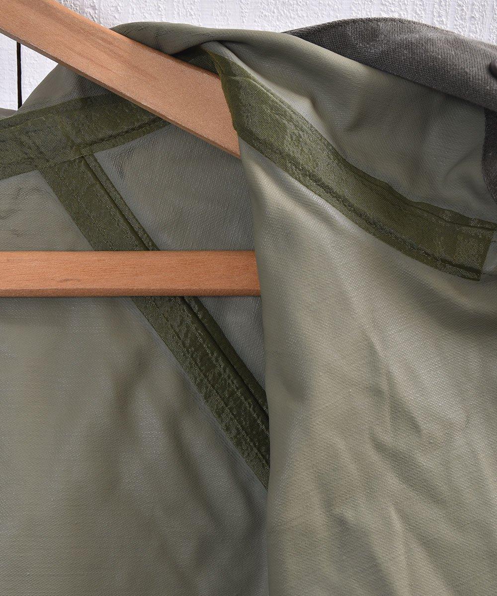 1991年製 フランス軍 レインコート サイズ104L|French Army Rain Coatサムネイル