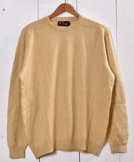 古着スコットランド製  セータ— アイボリー アラン編み| Made in Scotoland Fishierman Knit Sweater Ivory 古着のネット通販 古着屋グレープフルーツムーン