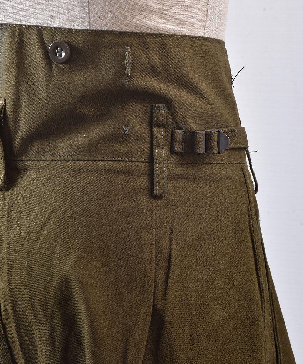 チェコ軍 M-85 ミリタリーカーゴパンツ W36|Czech Military M-85 Field Cargo Pants サムネイル