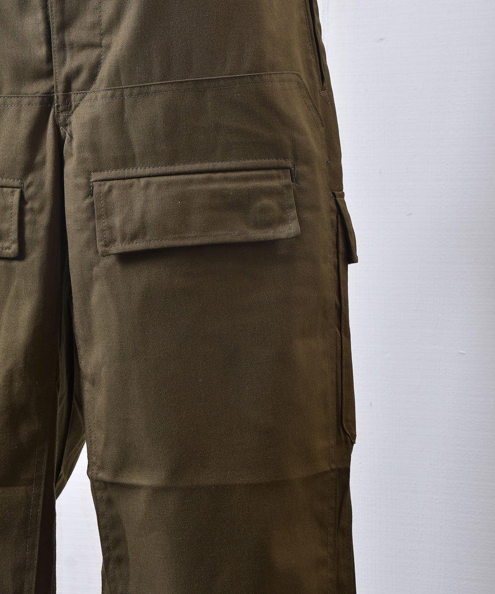 チェコ軍 M-85 ミリタリーカーゴパンツ W38 Czech Military M-85 Field Cargo Pants サムネイル