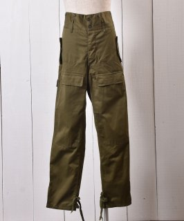 古着84年製 チェコ軍 ミリタリーカーゴパンツ W38|Czech Military Field Cargo Pants  古着のネット通販 古着屋グレープフルーツムーン