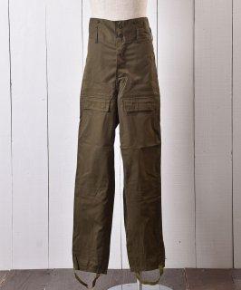 古着チェコ軍 M-85 ミリタリーカーゴパンツ W40|Czech Military M-85 Field Cargo Pants  古着のネット通販 古着屋グレープフルーツムーン
