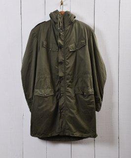 古着ベルギー軍 1980年製 ライナー付きフィールドジャケット|Belgian Army 1980 Field Jacket 古着のネット通販 古着屋グレープフルーツムーン