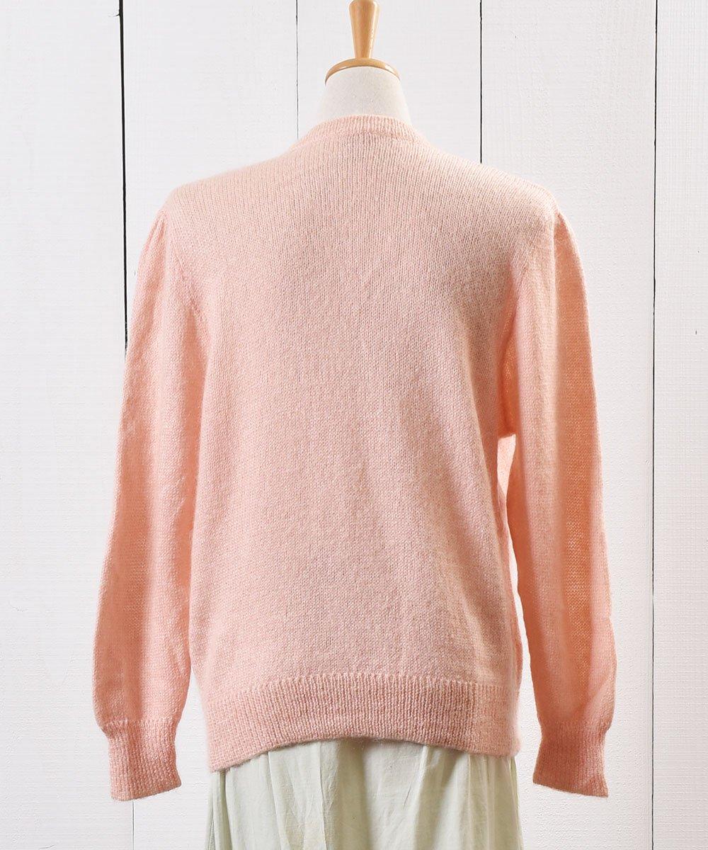 マルチボーダー ニット カーディガン | Nordic Knit Cardigan Mulch Borderサムネイル