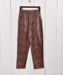 古着コットンパンツ ペイズリー| Cotton Pants Paisley 古着のネット通販 古着屋グレープフルーツムーン