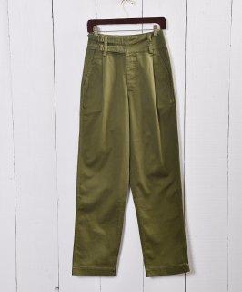 古着【2色展開】ロング グルカパンツ オリーブ|Long Gurka Pants Olive 古着のネット通販 古着屋グレープフルーツムーン