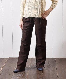 古着ウール タックパンツ|Wool Tuck Pants 古着のネット通販 古着屋グレープフルーツムーン