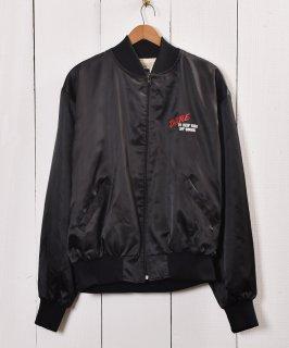 古着アメリカ製 ブルゾン 刺繍ジャケット |Made in USA Blouson Jacket Embroidered 古着のネット通販 古着屋グレープフルーツムーン