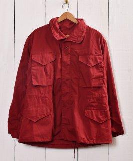 古着 70年代 アメリカ製  USアーミー M65 3rd モデル フィールドジャケット|70's Made in USA US-army M65 3rd Model Field Jacket 古着のネット通販 古着屋グレープフルーツムーン