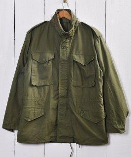 古着70年代 アメリカ製  USアーミー M65 3rd モデル フィールドジャケット|70's Made in USA US-army M65 3rd Model Field Jacket 古着のネット通販 古着屋グレープフルーツムーン