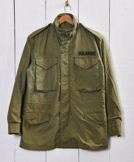 古着60年代 アメリカ製  USアーミー M65 2nd モデル フィールドジャケット|60's Made in USA US-army M65 2nd Model Field Jacket 古着のネット通販 古着屋グレープフルーツムーン