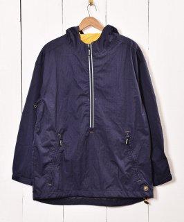 古着アメリカ製 ナイロンジャケット フーディー 古着のネット通販 古着屋グレープフルーツムーン