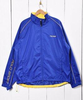古着POLO SPORT Ralph Laurenナイロンジャケット 古着のネット通販 古着屋グレープフルーツムーン