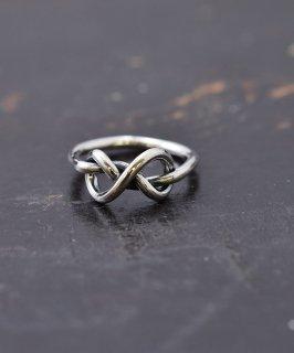 古着シルバーリング 結|Silver Ring 8 Knot 古着のネット通販 古着屋グレープフルーツムーン