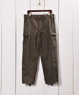 古着ヨーロッパ製 オーストリア軍 ファティーグパンツ W36 2007年製 古着のネット通販 古着屋グレープフルーツムーン