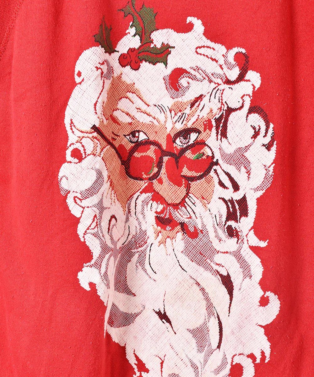 アメリカ製 クリスマス プリントスウェット サンタクロースサムネイル
