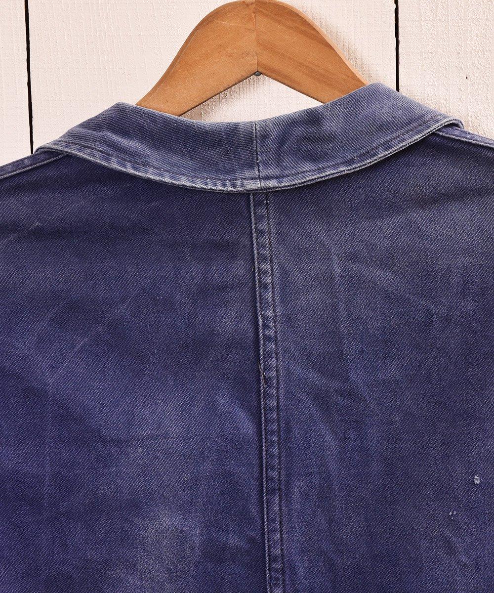 50年代〜 Adolphe Lafont ワークジャケット カバーオール フランス製サムネイル