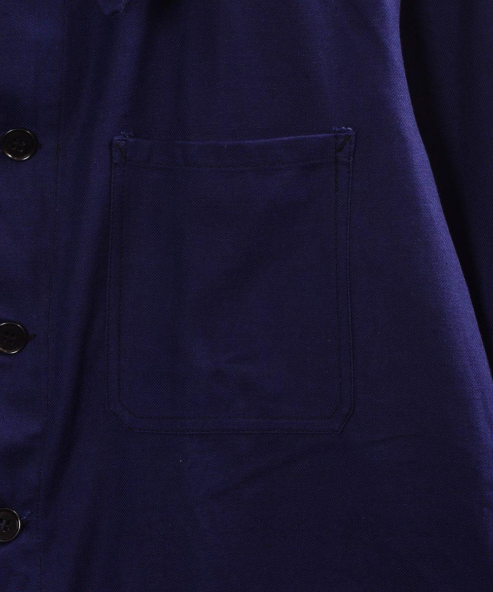 60年代〜 フランス製 ワークジャケット カバーオールサムネイル