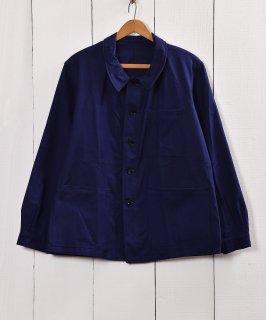 古着60年代〜 フランス製 ワークジャケット カバーオール 古着のネット通販 古着屋グレープフルーツムーン