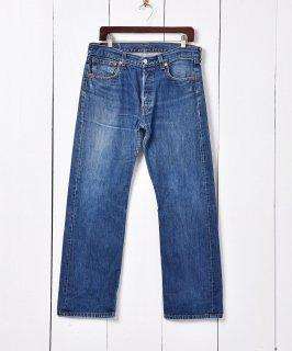 古着Levi's 501 デニムパンツ W33 古着のネット通販 古着屋グレープフルーツムーン