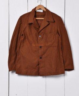 古着イタリア製 ワークジャケット プリズナージャケット 古着のネット通販 古着屋グレープフルーツムーン