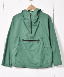 古着アメリカ製「L.L.Bean」ナイロン アノラックパーカー 古着のネット通販 古着屋グレープフルーツムーン