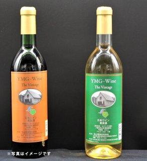 【税込・送料込】山口ワイン ヴィンテージ赤白セット