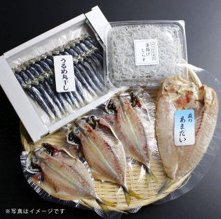 【税込・送料込】山口・萩 海産物ギフト-井町海産�