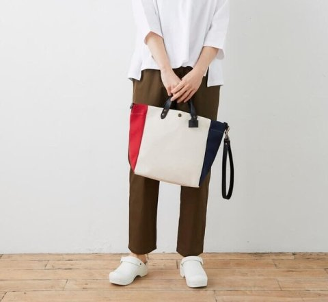 SMALL MINI<br>BEACHBAG XS<br>TRICOLOR<br>
