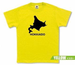 シンプル北海道 Tシャツ