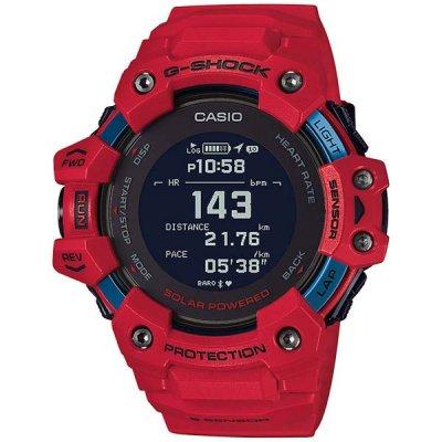 カシオ G-SHOCK G-SQUAD GBD-H1000-4JR 心拍計 GPS Bluetooth搭載 ワークアウト