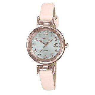 カシオ SHEEN SHS-D200CGL-4AJF シーン ソーラー時計 レディース腕時計