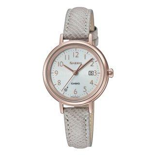 カシオ SHEEN SHS-D100CGL-7AJF シーン ソーラー時計 レディース腕時計