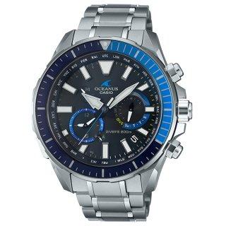 カシオ OCEANUS CACHALOT OCW-P2000-1AJF Bluetooth搭載電波ソーラー オシアナス カシャロ メンズ腕時計