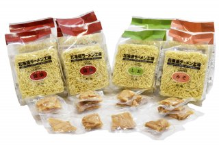 乾燥ラーメン|北海道ラーメン工場(16食入り)