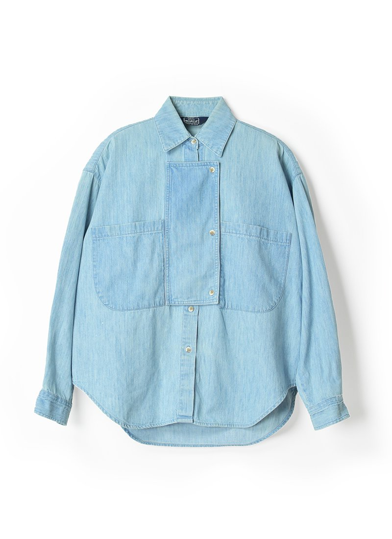 USED WOOLRICH Chambray Shirt