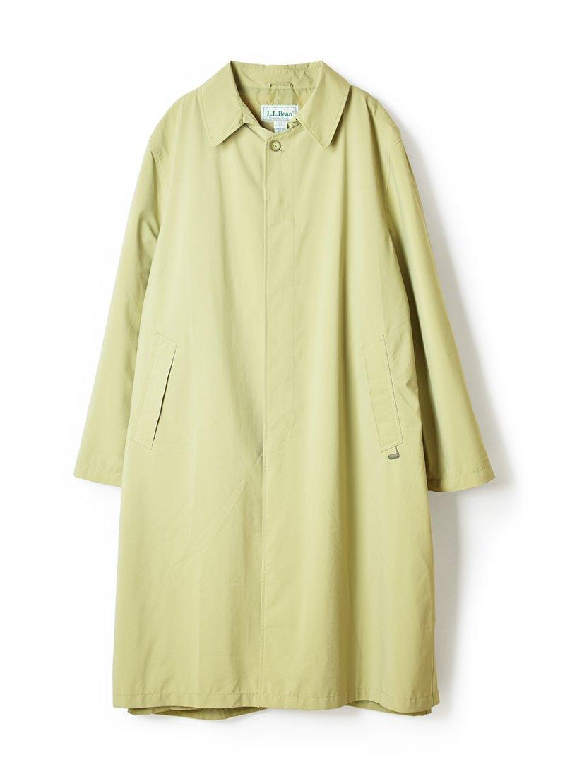 USED L.L.BEAN GORE-TEX Bal Collar Coat