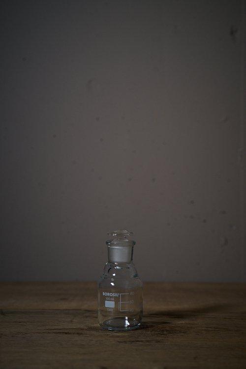BOROSIL 保存瓶硝子栓 100