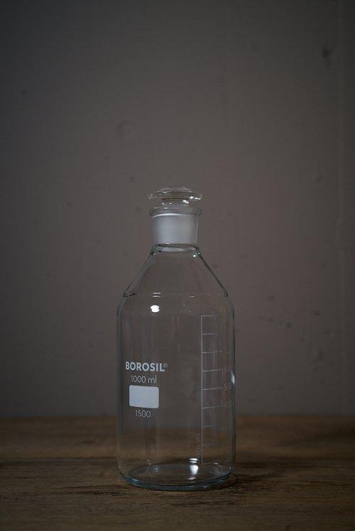 BOROSIL 保存瓶硝子栓 1000