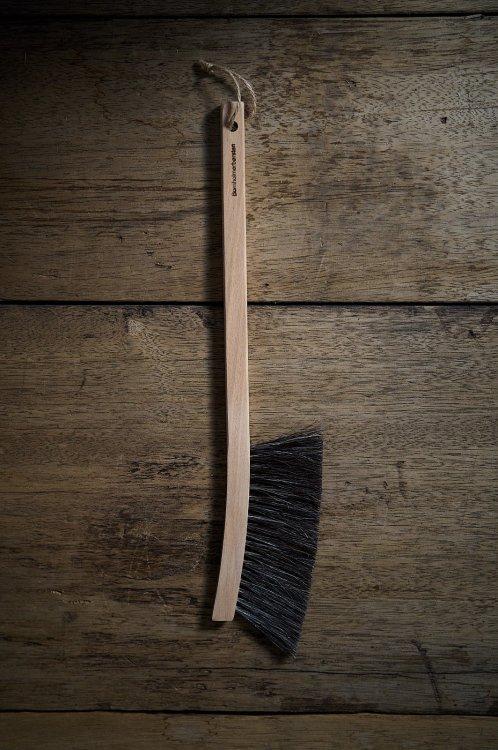 ソフトブラシ黒ヤギ毛