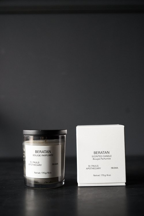 Beratan Scented Candle 170g