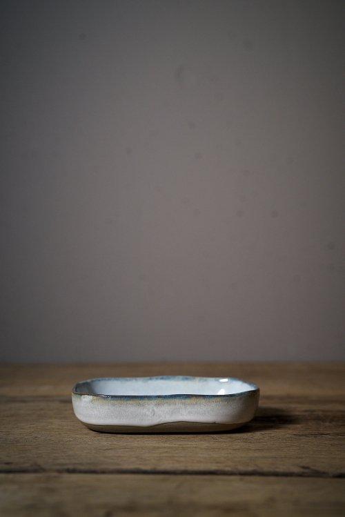 DEEP PLATE MERCI N°7 OFF WHITE