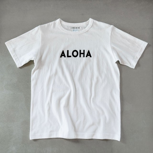 T-shirt  aloha  black/white