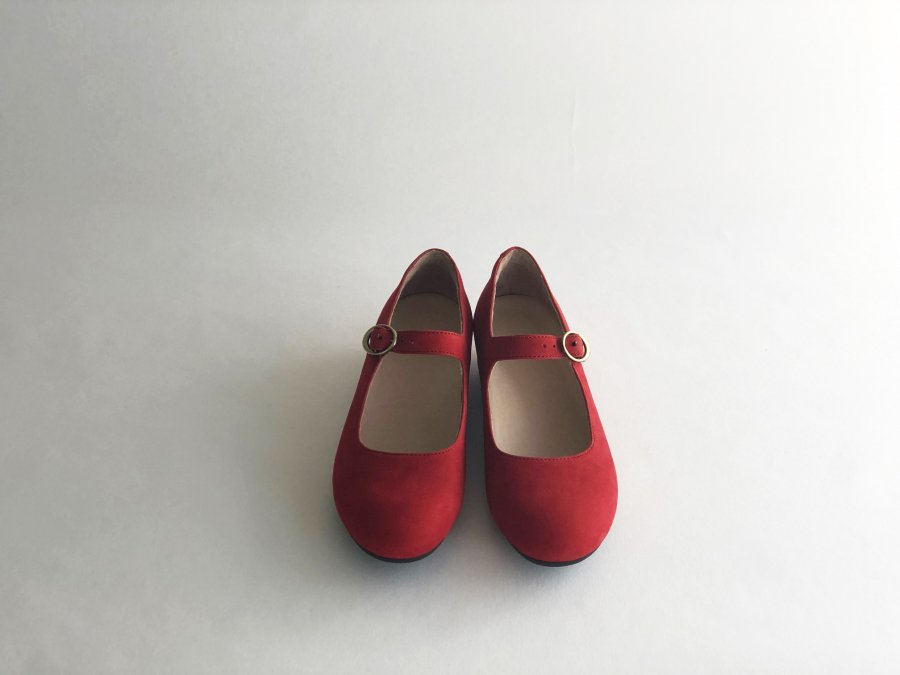 dansko Linette Red Milled Nappa