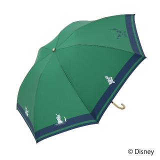限定生産品 Disney ディズニー 『ピーター・パン』デザイン 折りたたみ傘 婦人用 レディース 数量限定