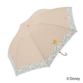 限定生産品 Disney ディズニー 『バンビ』デザイン 折りたたみ傘 婦人用 レディース 数量限定