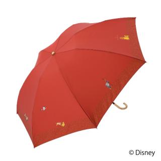 限定生産品 Disney ディズニー 『ライオン・キング』デザイン 折りたたみ傘 婦人用 レディース 数量限定